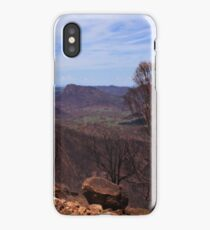After the Bushfires in The Warrumbungle Nation Park iPhone Case
