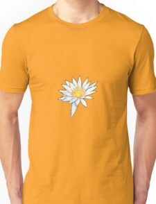 White Water Lily Unisex T-Shirt