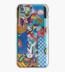 brine tweezer iPhone Case/Skin