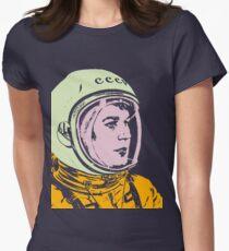 Valentina Tereshkova-2 Women's Fitted T-Shirt