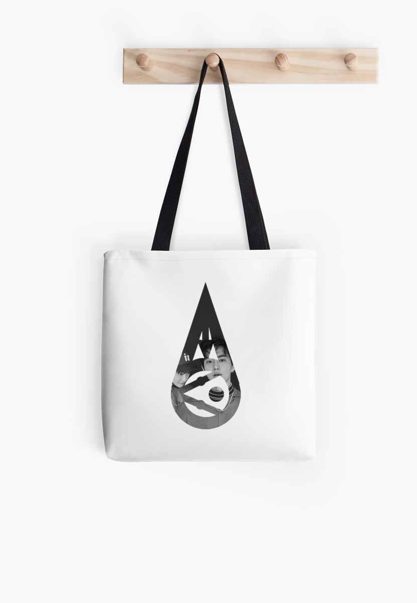 Exo suho water symbol tote bags by minpop redbubble exo suho water symbol by minpop biocorpaavc