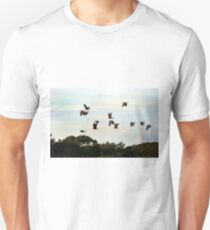 Urunga on the Mid North Coast NSW Unisex T-Shirt