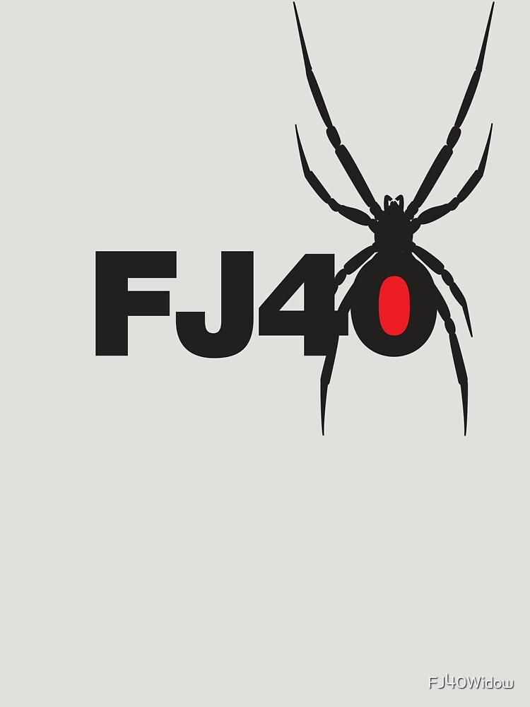 FJ40 Widow Spider  by FJ40Widow