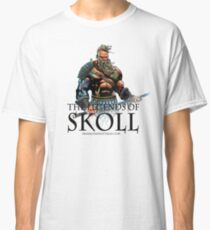 The Legends of Skoll - Black Classic T-Shirt