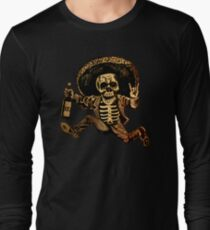 Posada Day of the Dead Outlaw Long Sleeve T-Shirt