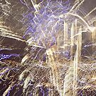 Funky Fireworks 3 by tmtphotography