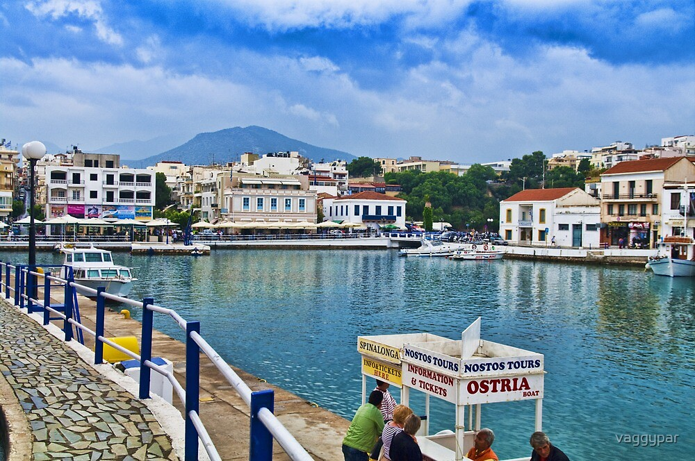 AGHIOS NICOLAOS, CRETE, GREECE (2) by vaggypar