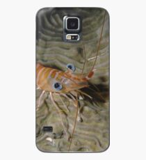 Prawn Portrait Case/Skin for Samsung Galaxy