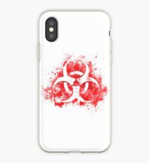 Spread the plague iPhone Case