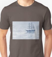 Morning Mists Cyanotype T-Shirt