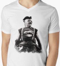 Goonies Sloth Men's V-Neck T-Shirt