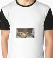 Old-Fashioned Bedding Graphic T-Shirt