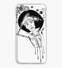 Smokin' Hot Chainsaws iPhone Case/Skin