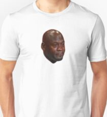 Michael Jordan crying T-Shirt