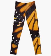 Monarchfalter-Mandala Leggings