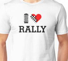 I Love RALLY (1) Unisex T-Shirt