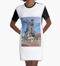 CaptainThunderbolt, bushranger. Graphic T-Shirt Dress