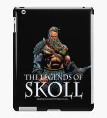 The Legends of Skoll - White iPad Case/Skin