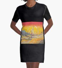 To Gallifrey  Graphic T-Shirt Dress