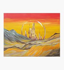 To Gallifrey  Photographic Print