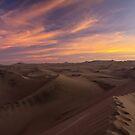 Desert Sunset by Ty Cooper
