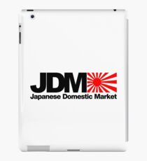 Japanese Domestic Market JDM (2) iPad Case/Skin