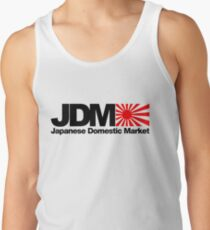 Japanese Domestic Market JDM (2) Tank Top