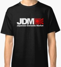 Japanese Domestic Market JDM (3) Classic T-Shirt