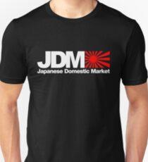 Japanese Domestic Market JDM (3) Slim Fit T-Shirt