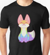 Gay Pride Fox Unisex T-Shirt