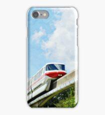Highway in the Sky iPhone Case/Skin