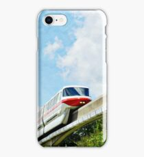 Highway in the Sky iPhone Case/Skin