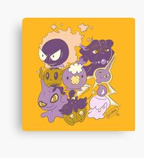 Ghost Babies by VIXTOPHER Canvas Print
