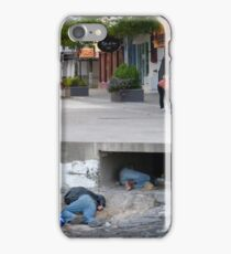 above and below - arriba y abajo iPhone Case/Skin