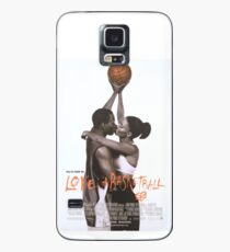 LOVE & BASKETBALL MOVIE POSTER Case/Skin for Samsung Galaxy