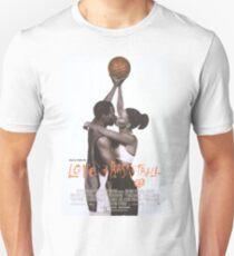 LOVE & BASKETBALL MOVIE POSTER T-Shirt