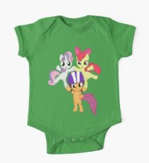Ponyville Forever One Piece - Short Sleeve