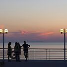 After Sunset by Trish Meyer