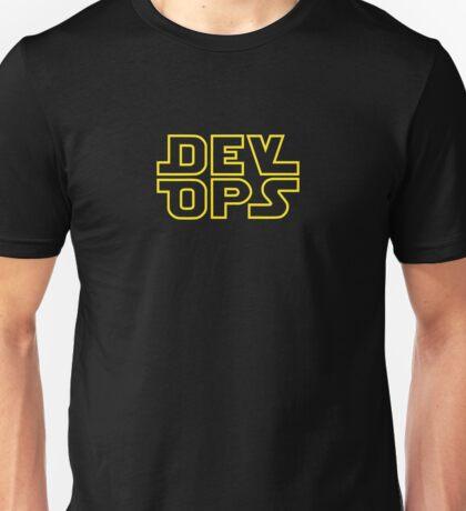 DevOps - Star Wars style Unisex T-Shirt