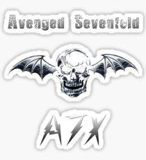 American heavy metal band Sticker
