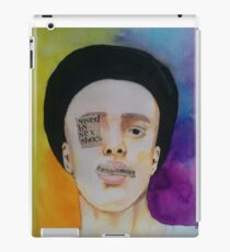 Usually Just A T-shirt iPad Case/Skin