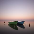 Two boats by yurybird