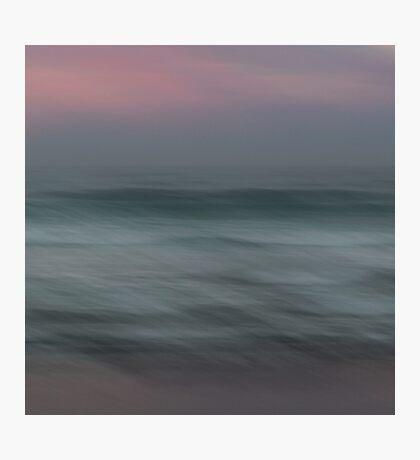 The Sea, the sea Photographic Print