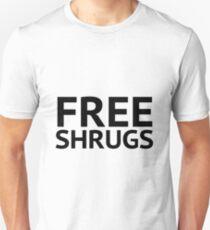 Camiseta unisex Encogerse libremente