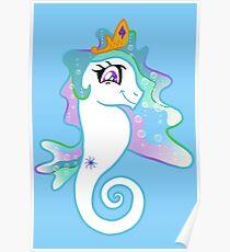 Princess Sealestia, Ruler of Aquastria Poster