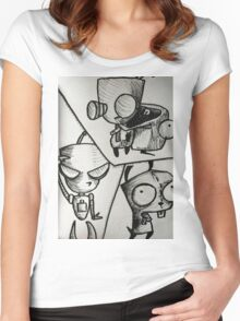 GIR! Women's Fitted Scoop T-Shirt