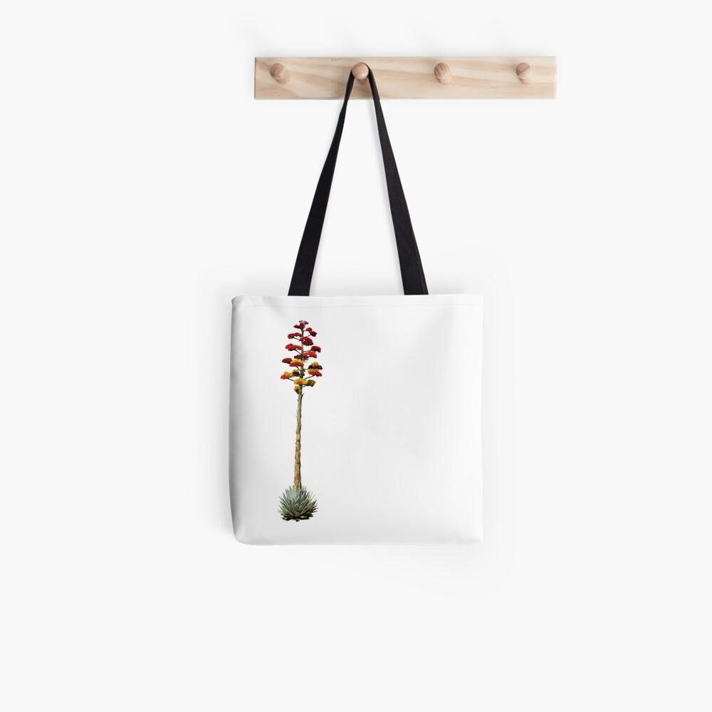 Agave in Bloom Tote Bag