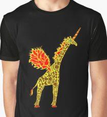 Giralicorn  Graphic T-Shirt
