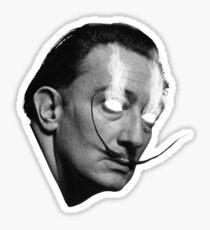 Burning Minds Eye Sticker