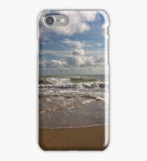 Saunders Beach  iPhone Case/Skin